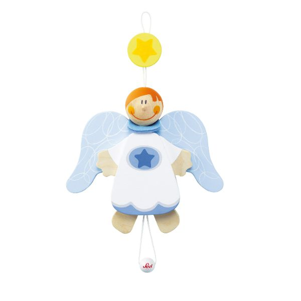 Sevi Jumping Jack Guardian Angel Boy - 14cm