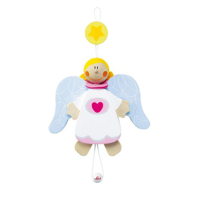 Sevi Jumping Jack Guardian Angel Girl - 14cm