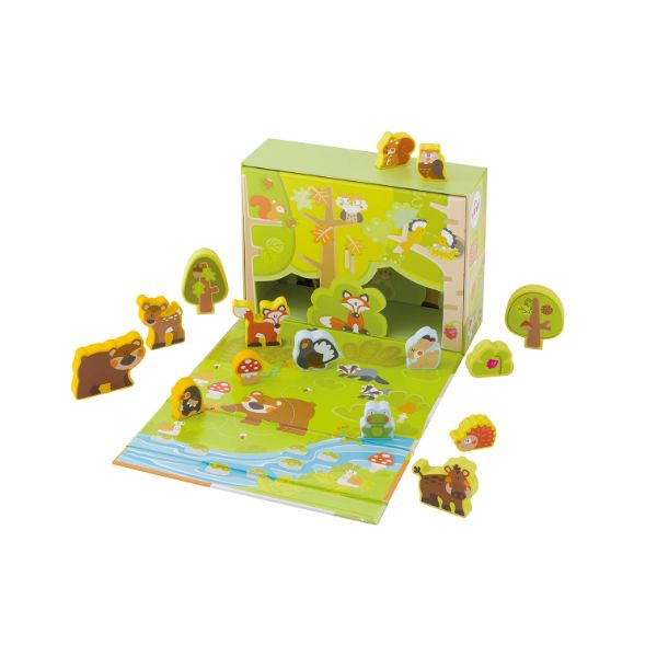 Sevi Play Case Forest