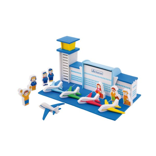 Sevi Soft Play Set Airport