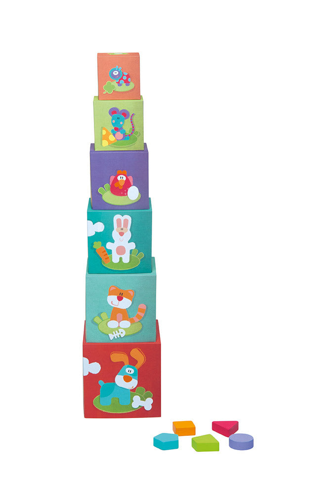 Sevi Farm Stacking Cubes
