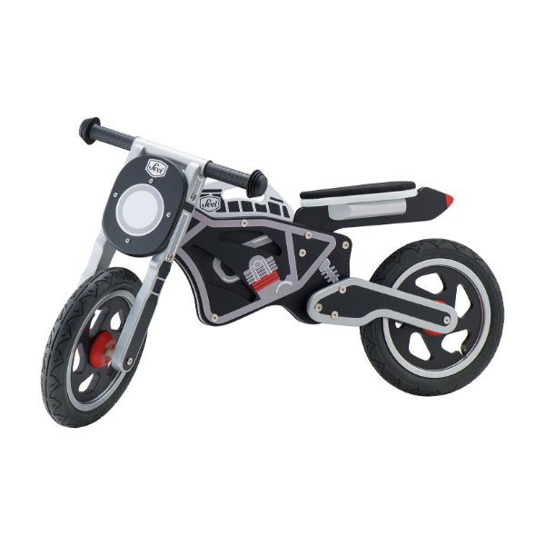 Sevi Motorbike Black Ride On