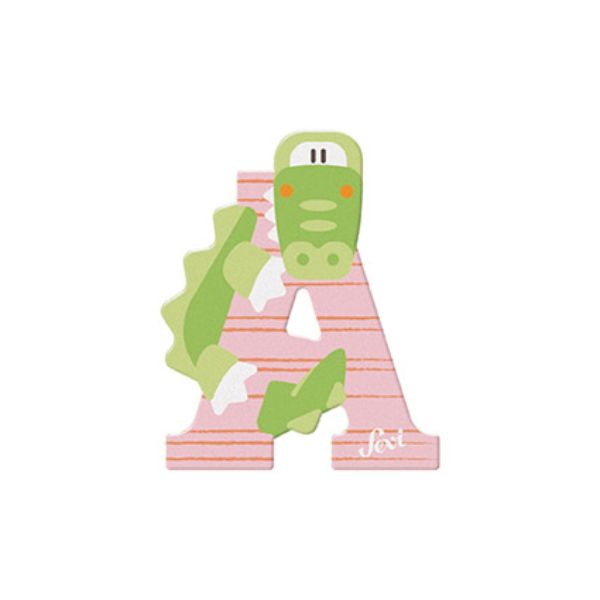 Sevi Letter A Alligator