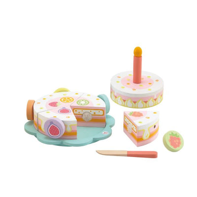 Sevi Birthday Cake Set