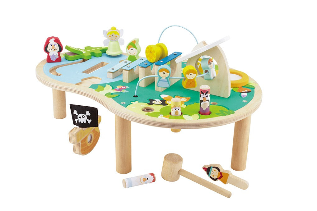 Sevi Wooden Magic Island Music Table