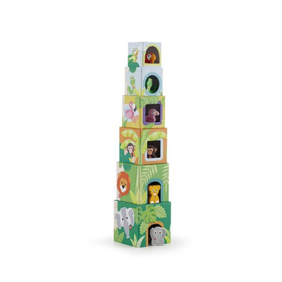 Sevi Savannah Stacking Cubes