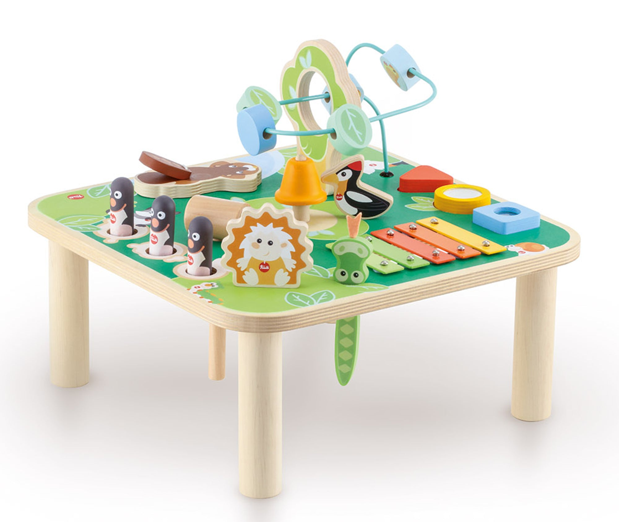 Sevi Multiactivity Table Wood land