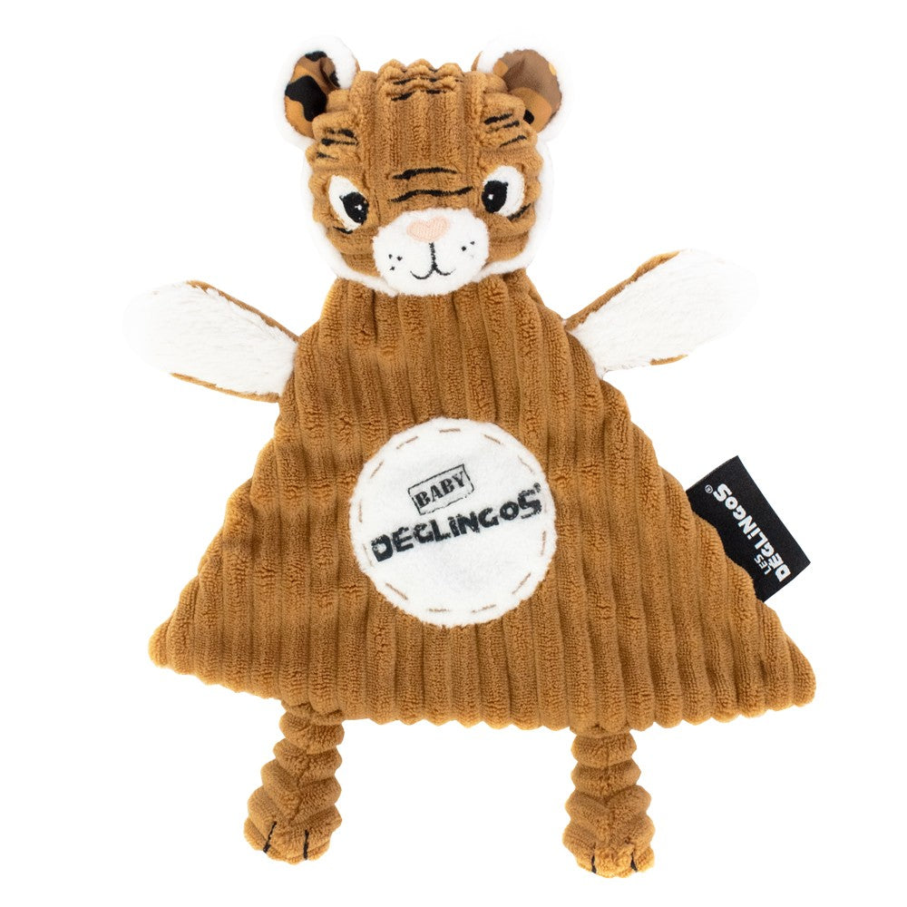 Baby Blankie Speculos the Tiger