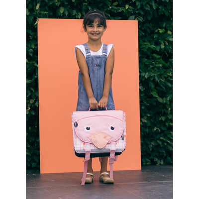 Backpack PVC Pomelos the Ostrich
