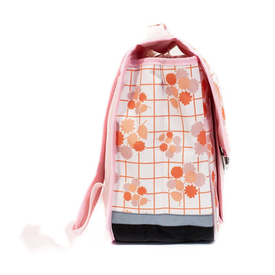 Backpack Satchel School Bag (38cm) Pattern - Ostrich