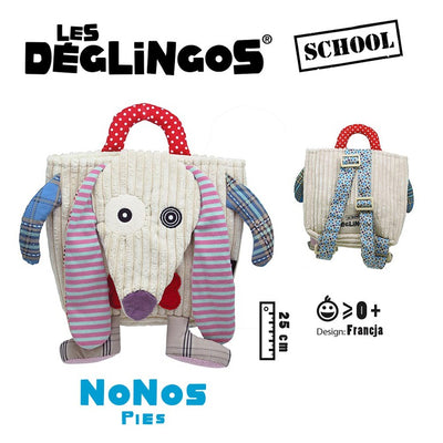 Backpack Nonos the Dog