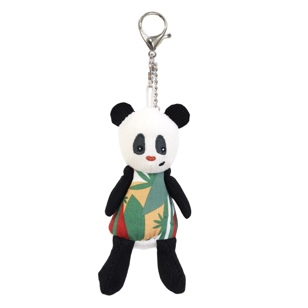 Keyring / Bag Charm Rototos the Panda