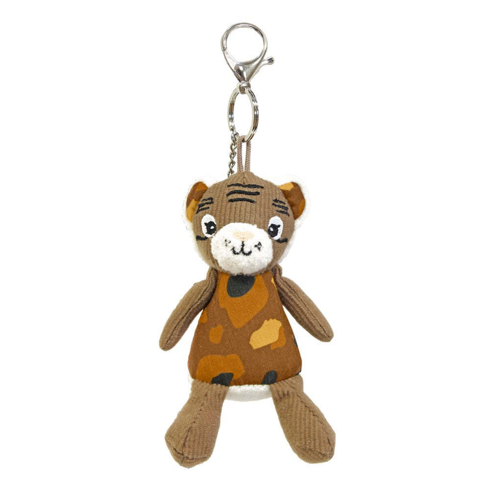 Keyring / Bag Charm Speculos the Tiger