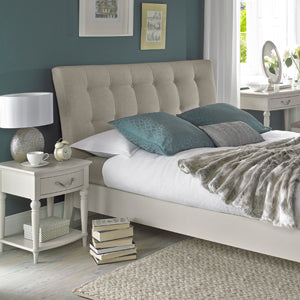 Grey Wooden Beds