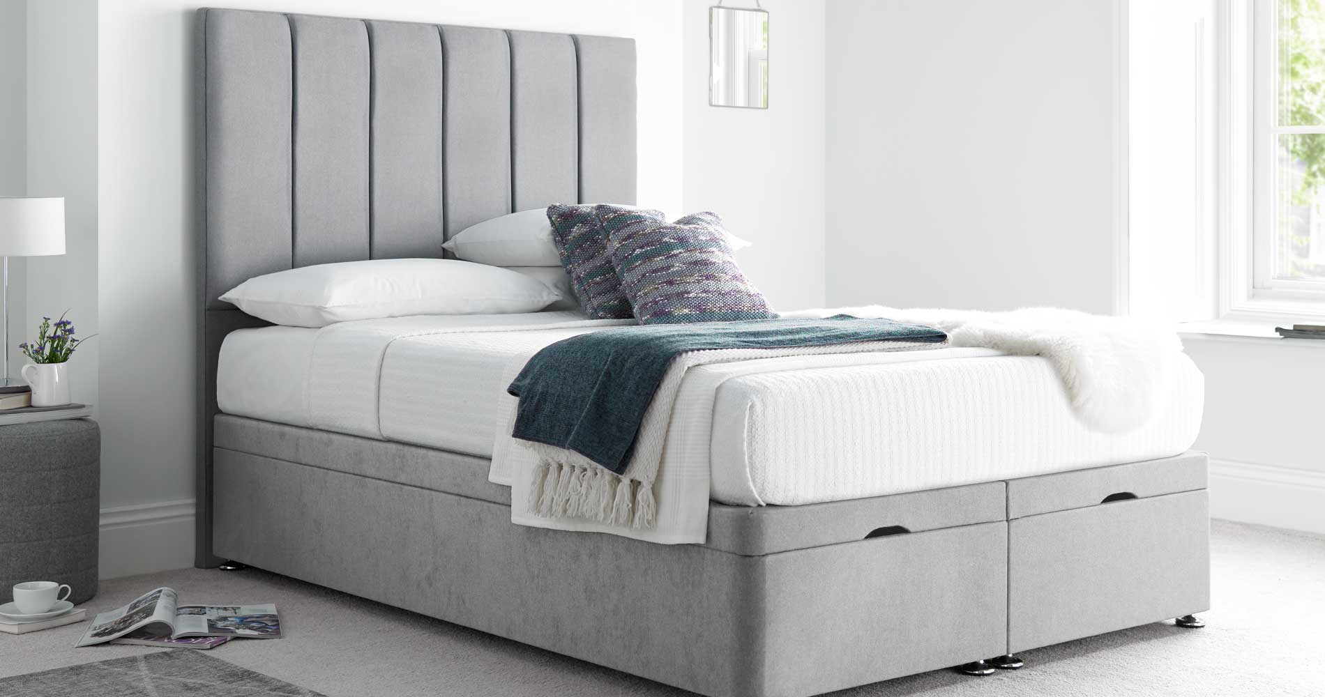 4ft Small Double Beds