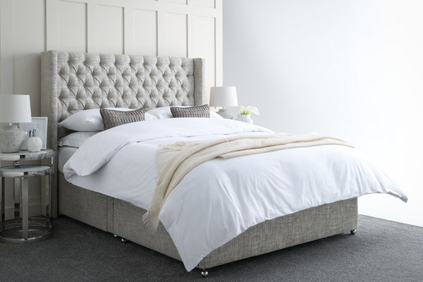 Winged Storage Beds