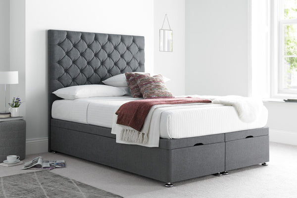 Wool Fabric Beds