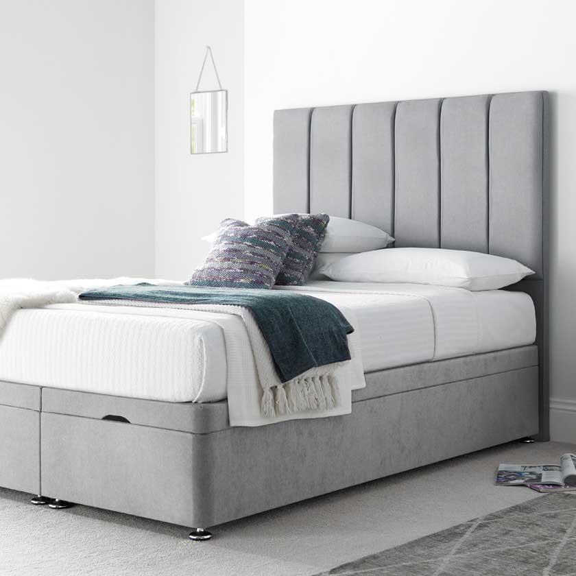Divan Beds with optional drawers or ottoman storage