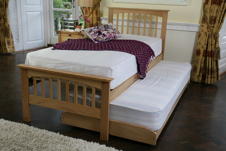 Oak Beds - Dorchester Guest Bed