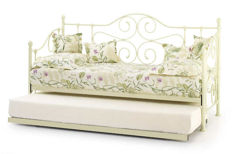 Day Bed with Trundle Guest Bed
