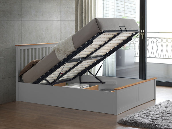 4ft6 Double Ottoman Beds