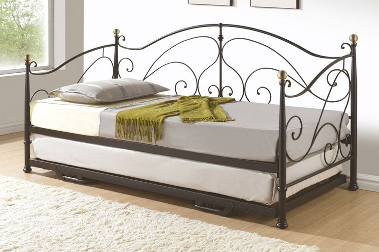 Milano Day Beds with Trundle Guest Beds