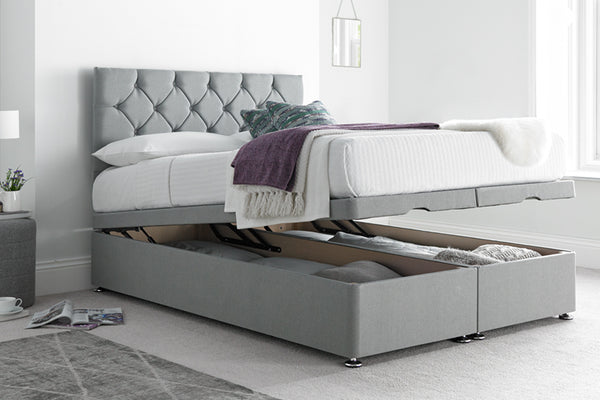 Small Double Ottoman Beds