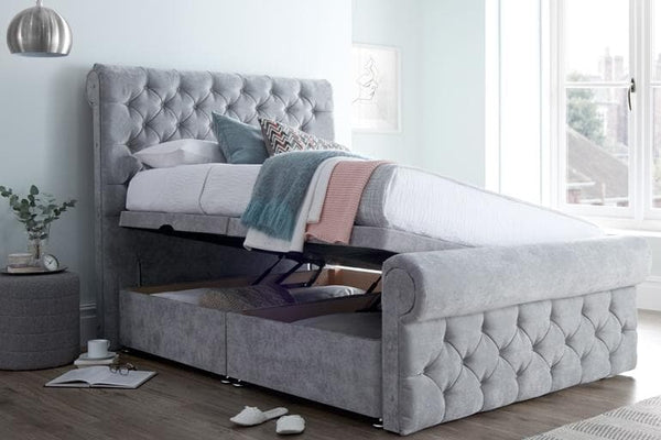 Why Won't My Ottoman Bed Stay Down?