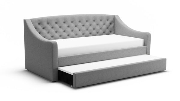 Fabric Upholstered Guest Beds