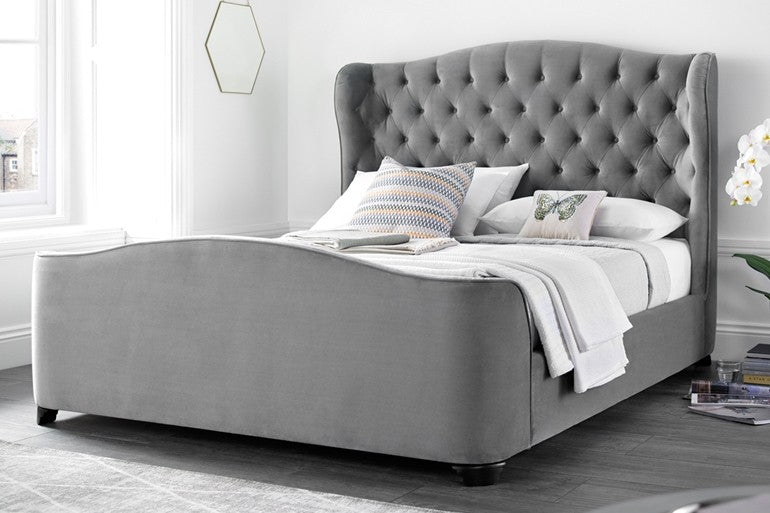 Wingback beds
