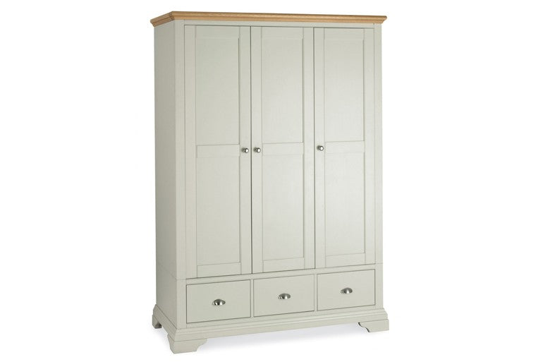 Bedroom Furniture - Triple Wardrobe
