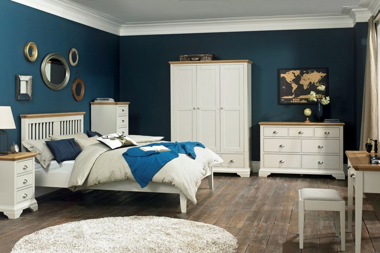 Harrogate Grey Bedroom Furniture