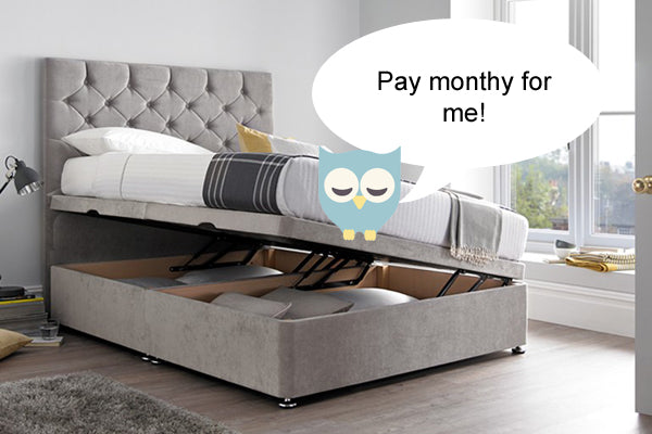 Beds on Interest Free Credit