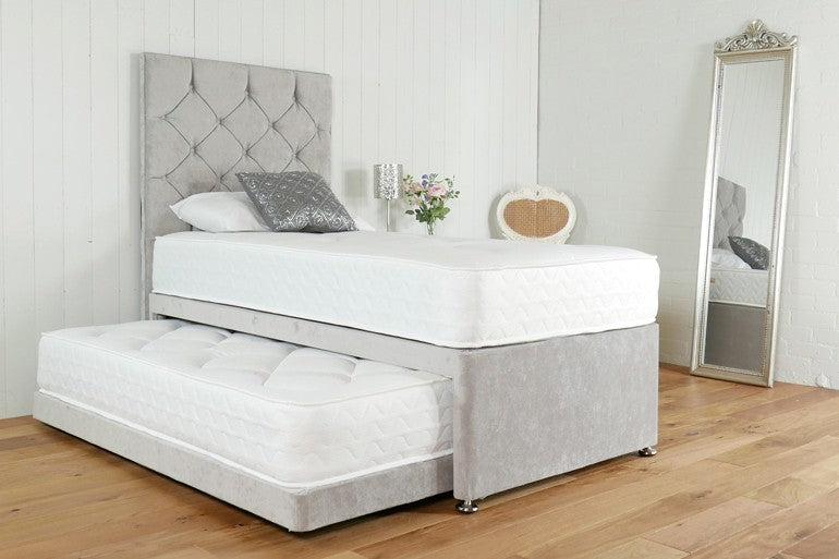 Monte Carlo - Fabric Upholstered Guest Beds