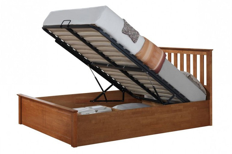 pheonix wooden storage beds