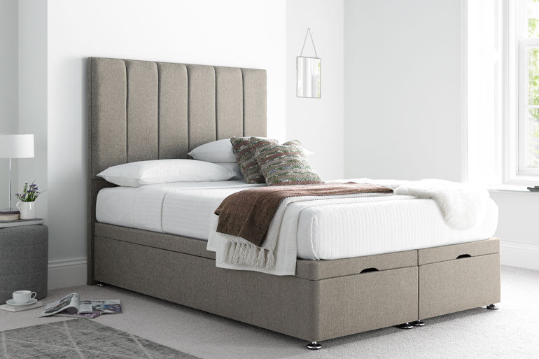 Love Sleep Willow Divan / Ottoman Bed - Beds on Legs Ltd