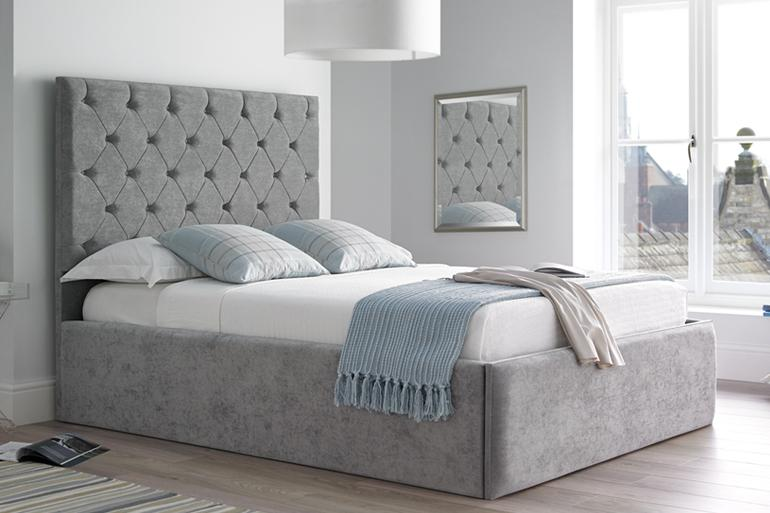 Amelie Ottoman Bed