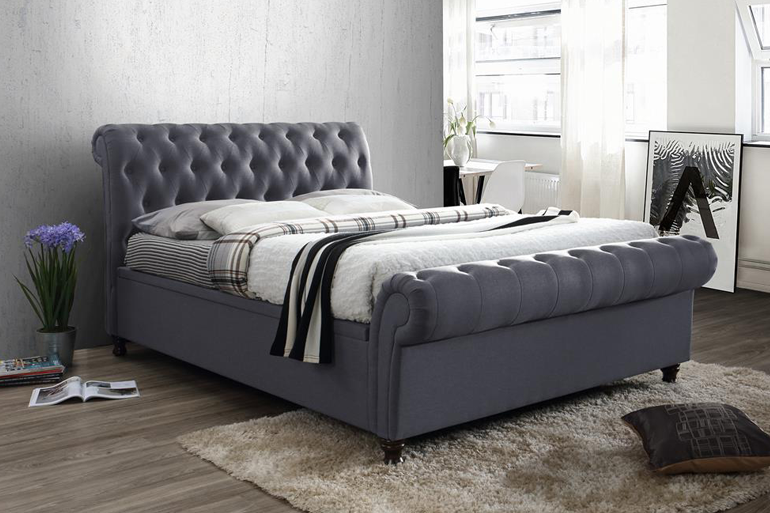 Birlea Castello Ottoman Bed - Beds on Legs Ltd