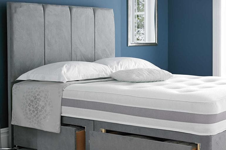 Love Sleep Madison Divan / Ottoman Bed