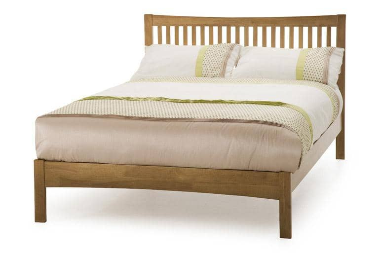 Serene Mya Hevea Bed - Beds on Legs Ltd