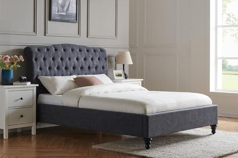 Limelight Rosa Bed - Beds on Legs Ltd
