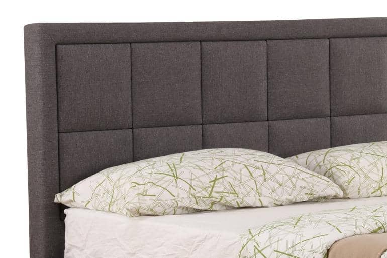 Sweet Dreams Sia Ottoman Bed in Grey