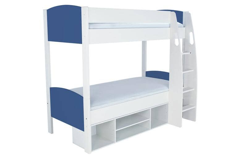 Stompa UNO S Detachable Storage Bunk Bed UNOSBBS - Beds on Legs Ltd