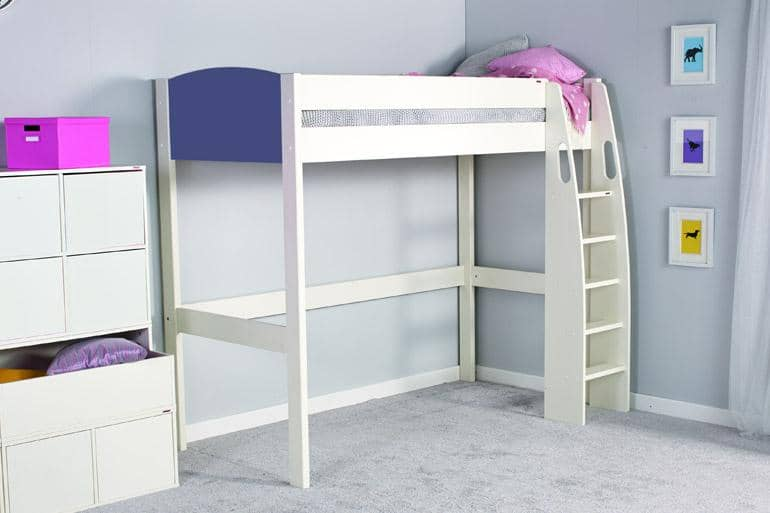 Stompa Uno S High Sleeper Frame UNOSH - Beds on Legs Ltd