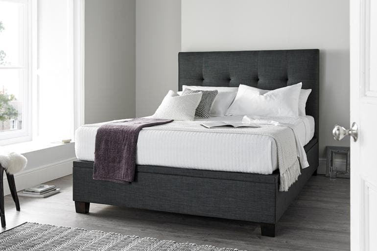 Kaydian Walkworth Ottoman Bed - Beds on Legs Ltd