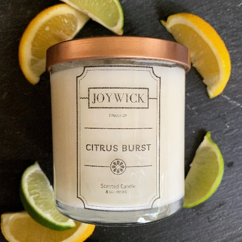 Citrus Burst Candle