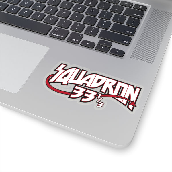 Black Ocean: Squadron 33 1/3 sticker