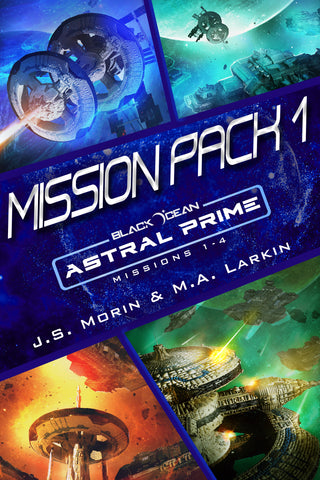 Mission Pack 1, Black Ocean: Astral Prime Missions 1-4