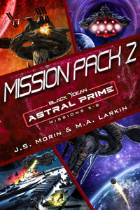 Mission Pack 2, Black Ocean: Astral Prime Missions 5-8