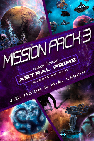 Mission Pack 3, Black Ocean: Astral Prime Missions 9-12